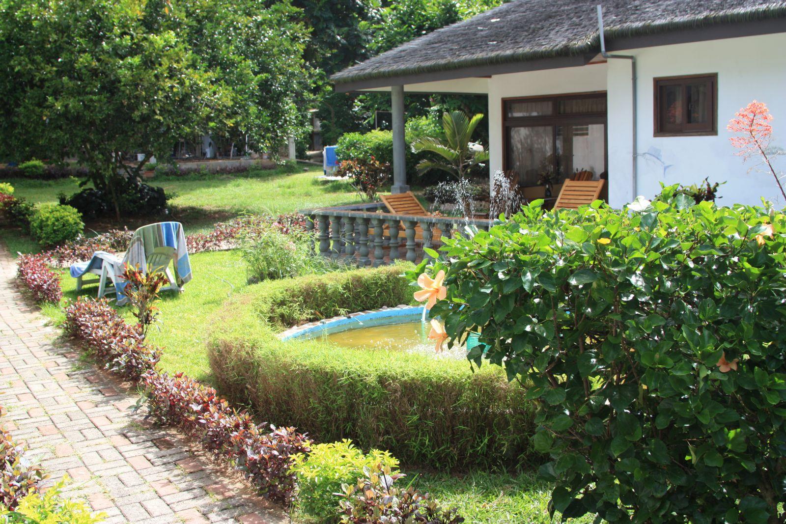 Voyage aux seychelles des s jours de r ve dans les iles for Villa jardin seychelles