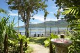 Séjour aux Seychelles hôtel Le Méridien Fisherman's Cove vue de océan Indien organisé par une agence voyage spécialisée routedesseychelles.com