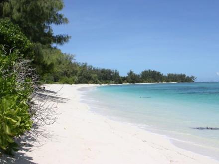 Vacances au Seychelles sur l'île privée de Denis