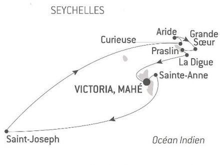 Croisiere Ponant l'essentiel des seychelles