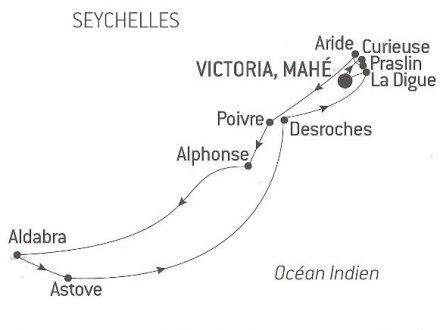 Croisieres seychelles ponant